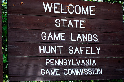 State Game Lands-Broad Mountain