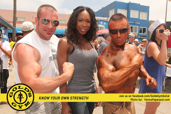 Crowd shots and vendors.  Compliments of Gold's Gym, get your free digital photos from this gallery.