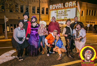 Mojo's Dead or Alive Haunted Halloween Party 2018