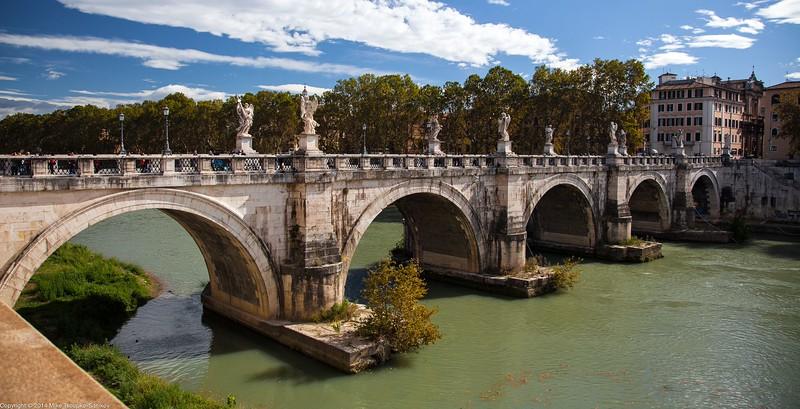 Rome - Ponte Sant'Angelo