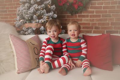 Owen & Liam Christmas