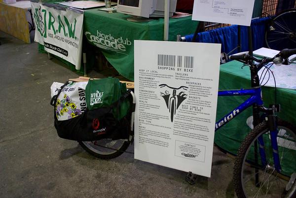 Seattle Bike Expo 2007