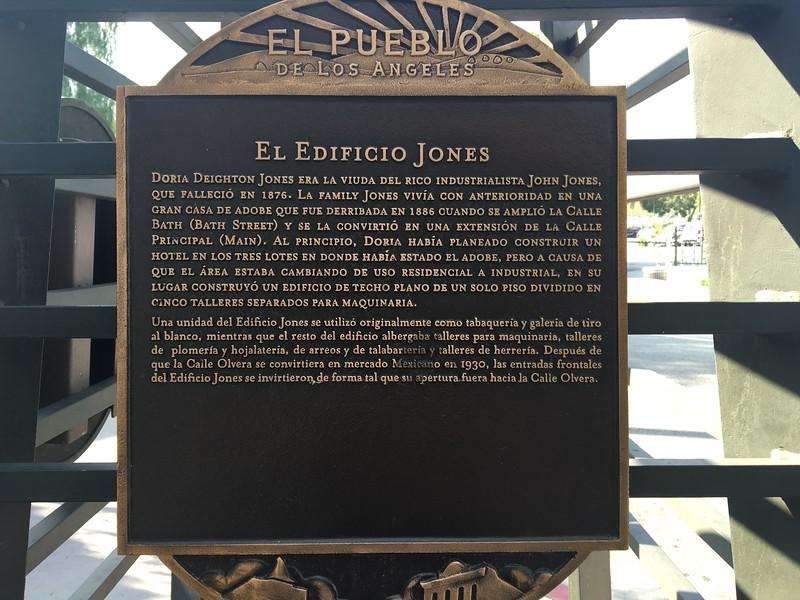 El Edifico Jones