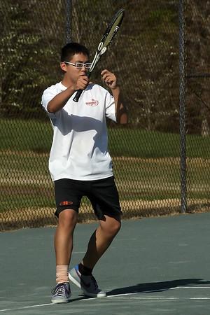 Varsity Tennis v Carlisle