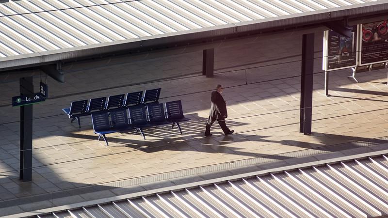 Leeds platform