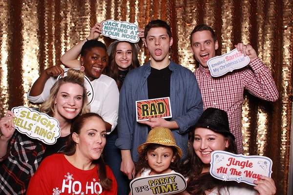 12.09.2018 Chick Fil A Christmas Party