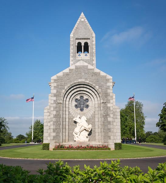 Memorial Chapel from rear