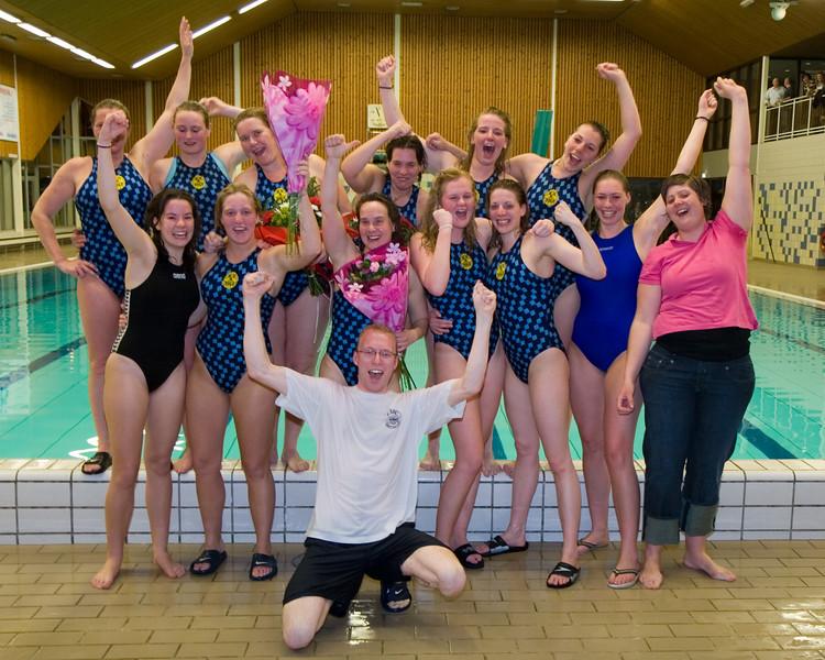 WVZ 2 - Katwijk Dames 1 [19-04-2008]