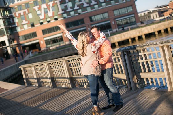 Amanda and Chris Engagement Preview
