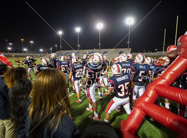 2013-09-30 Football Varsity Westbury v Lamar