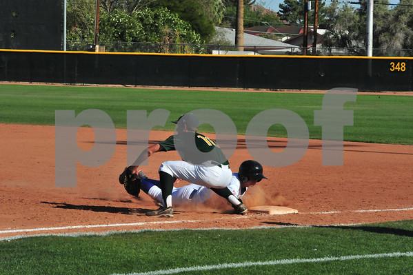 Arcadia V Sunnyslope JV Baseball