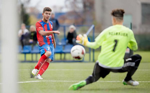 U19: Plzeň - Č. Budějovice 2:1