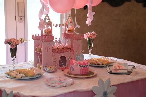 Princess and Knight Birthday Party