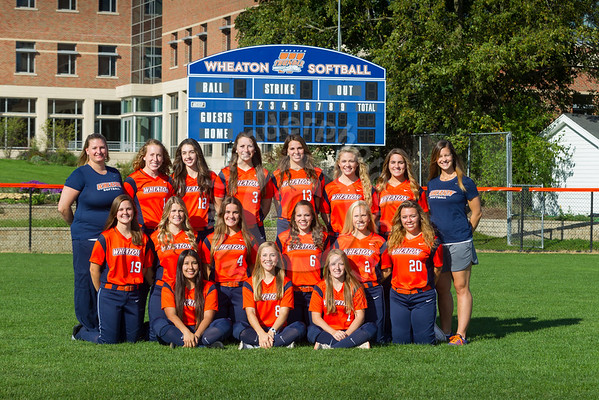 Wheaton College 2017 Softball