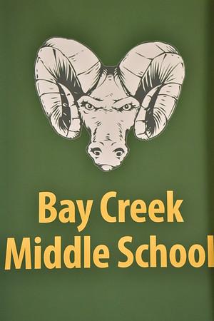 Bay Creek  8th Grade Graduation 2018