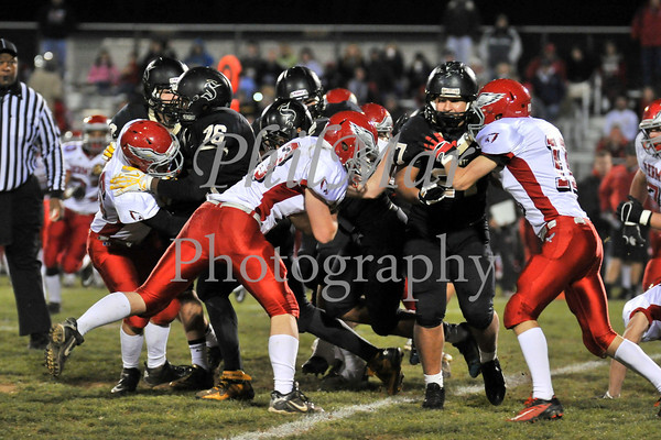 Bermudian Springs vs Berks Catholic District Football 2013 - 2014