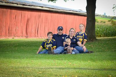 Clark Family 2014