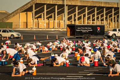 8/1/2015 Summer Band Camp - First Morning