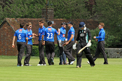 Sussex 2nd XI v Surrey 2nd XI 30 04 14