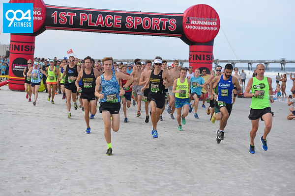 Summer Beach Run 2018