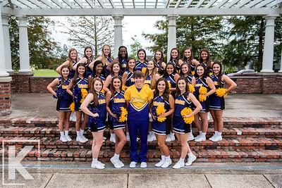 THS Varsity Cheer 2017