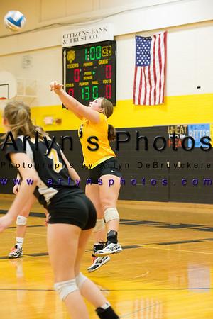 Hutch Volleyball vs Benilde St. Margaret