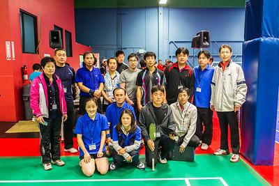 4th Annual Eye Level Badminton Tournament 3.24.2012