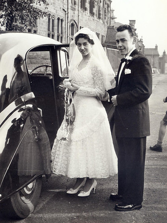 Tommy & Mary - Wedding Images