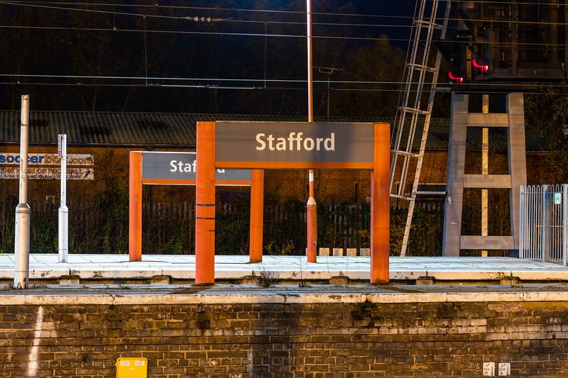 Stafford VTWC Running-in Boards