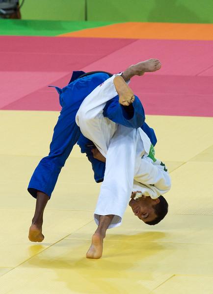 Rio Olympics 07.08.2016 Christian Valtanen _CV44752