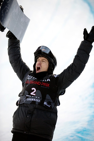 2018 Toyota U.S. Snowboarding Grand Prix - Aspen/Snowmass, CO