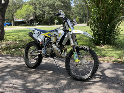 2021 Husqvarna TX300i
