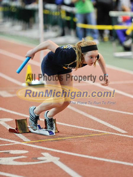 Girl's 4 x 200 Relay - 2012 MITS Finals
