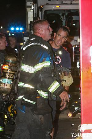 Dwelling Fire - 216 Clark Pl, Elizabeth, NJ - 7/4/20