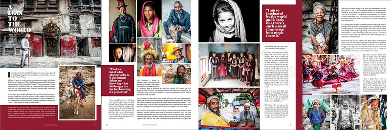 'A Lens to the World', article by Lynsey Burke