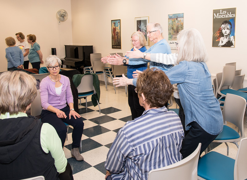 OASIS Exercise for Healthy Aging Spring 2020