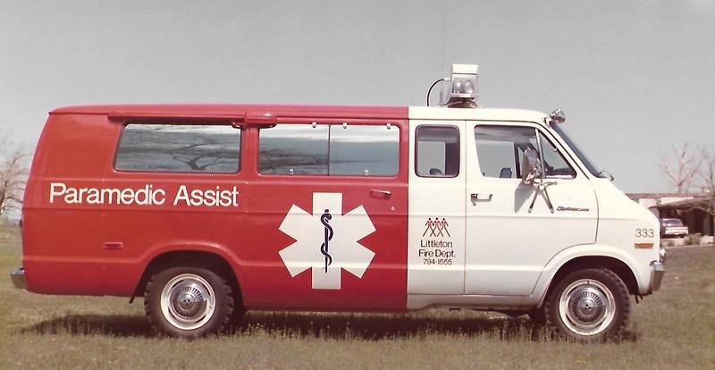 1st Paramedic Van 1974.jpg