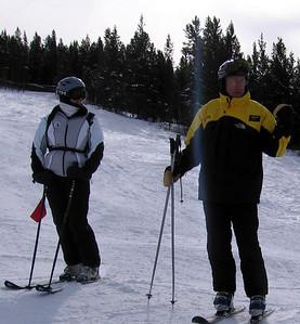 Pat B's Heli-Ski Adventure, Feb 2007