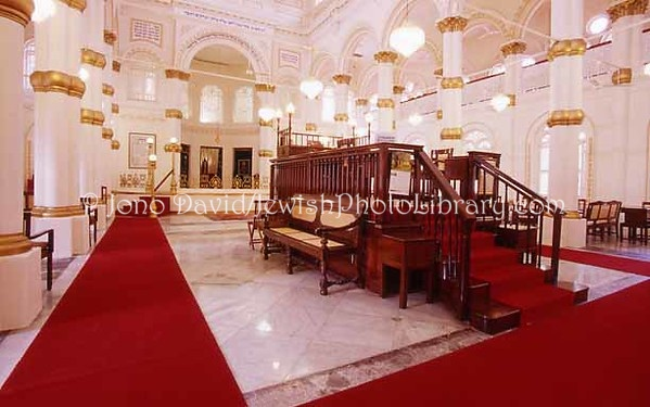 SINGAPORE. Chesed-El Synagogue. (2007)