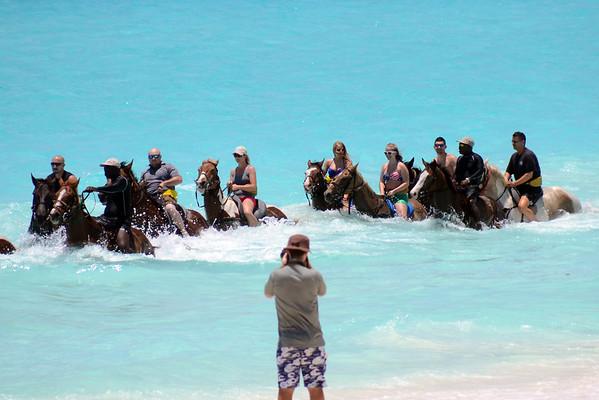 Carnival Cruise 2015 - Girl in the Purple Bikini