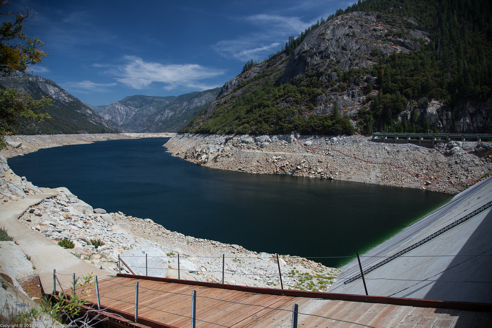 Salt Springs Dam