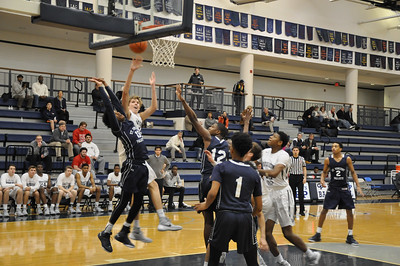 Georgetown Prep (MD) vs. Pallotti (MD) boys varsity basketball