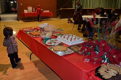 Ward Christmas Party 2012