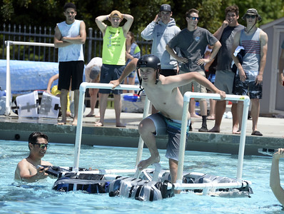 23.05.2018 16th annual Walk on Water Competition