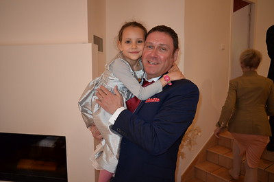 Claire's  Christening in Lyon 01/04/17 - Coolpix A Pics
