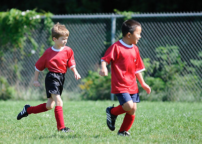 Zachy Fall Soccer