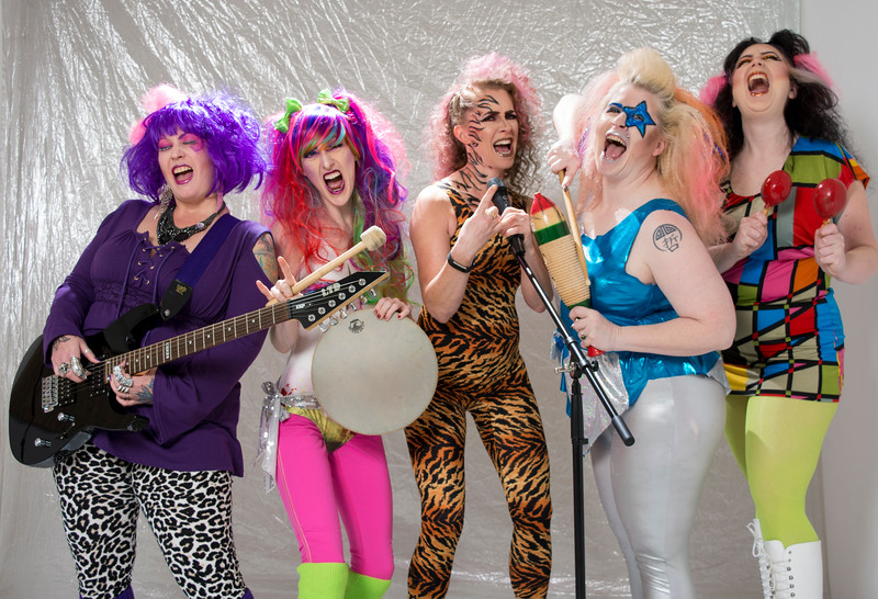 Truly Outrageous Jem Photo Shoot