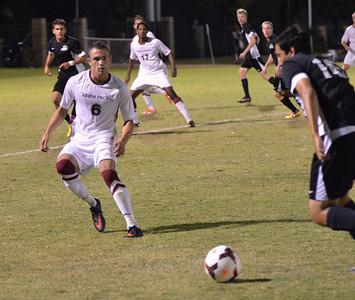 2013-09-26 Men's Soccer v BYU Hawaii