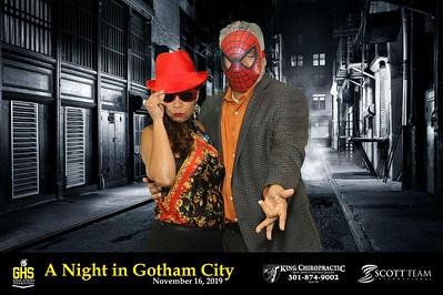 Gaithersburg High School Education Foundation Gala 2019: A Night in Gotham City