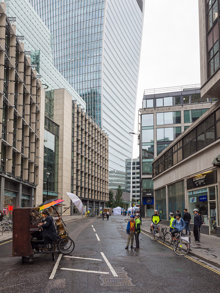 Car Free Day in the City of London